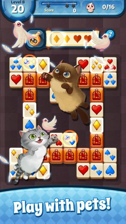 Mahjong Magic Fantasy screenshot-0