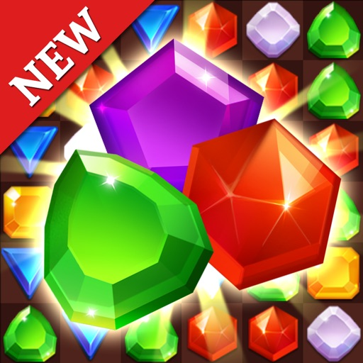 Jewels & Gems Blast