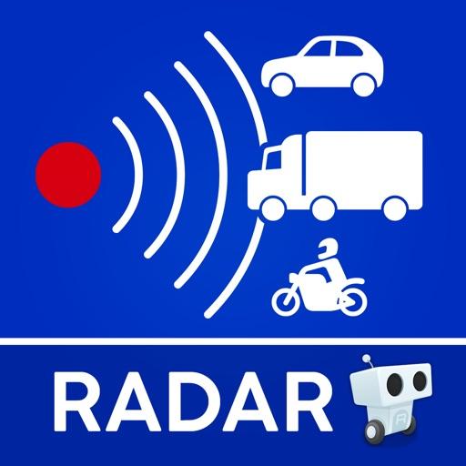 Антирадар Radarbot