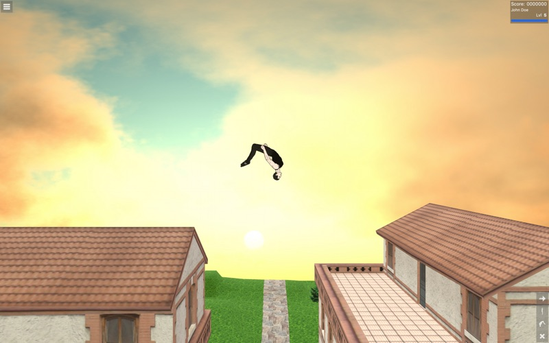 Backflip Madness screenshot 3