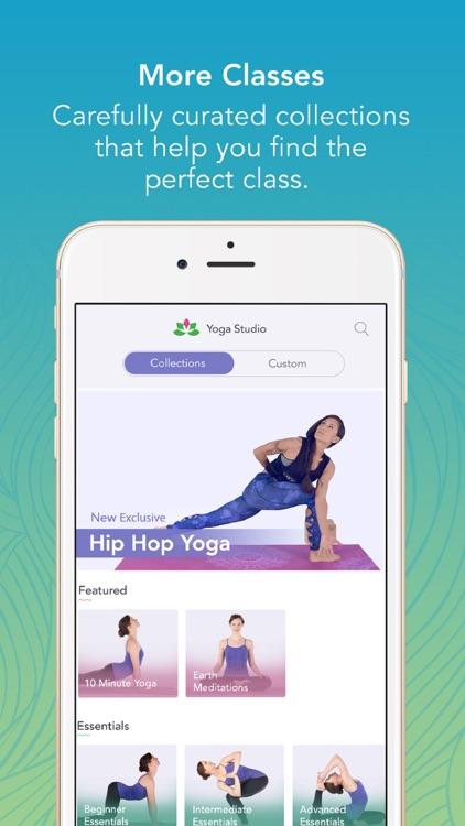 Yoga Studio: Mind & Body screenshot-0