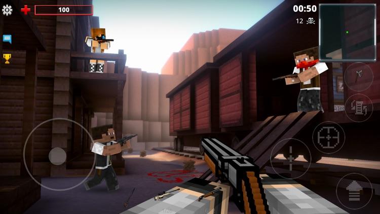Pixel Strike 3D - FPS Gun Game screenshot-5
