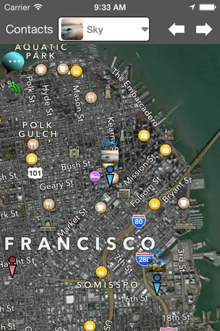 Phone Tracker:IM Map Navigator - náhled
