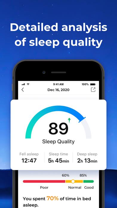 ShutEye: Sleep Tracker, Soundsのおすすめ画像7