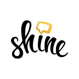 Ícone do app Shine: Calm Anxiety & Stress