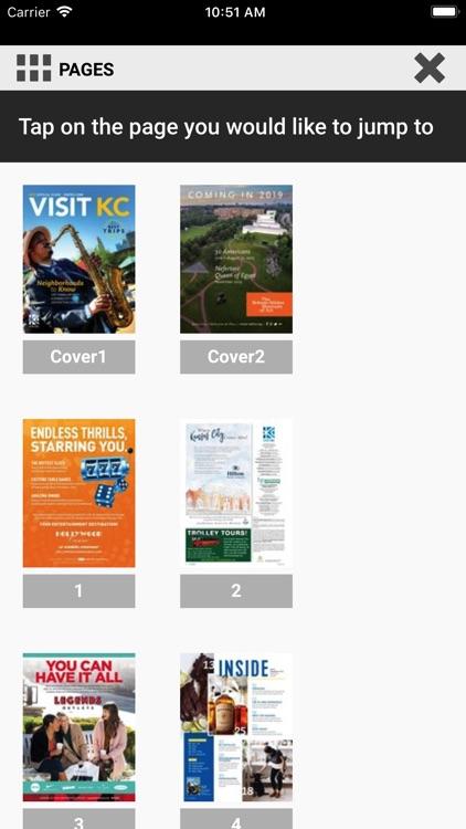 Kansas City Visitors Guide screenshot-3