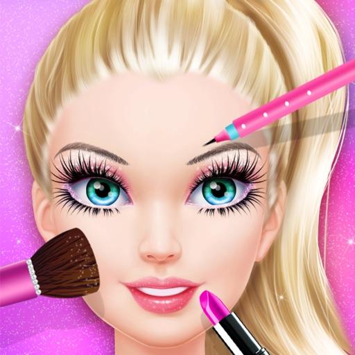Fashion Doll Makeover iOS App