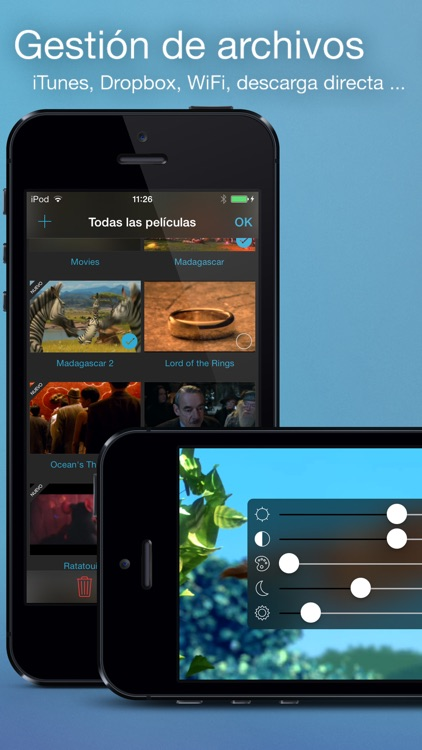 Movie Player Pro 2 screenshot-3