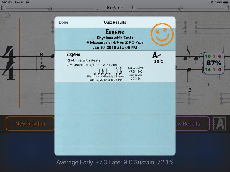 Music Theory Rhythms screenshot-5