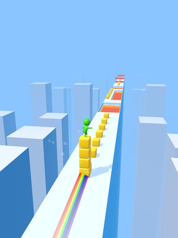 Cube Surfer! screenshot 6