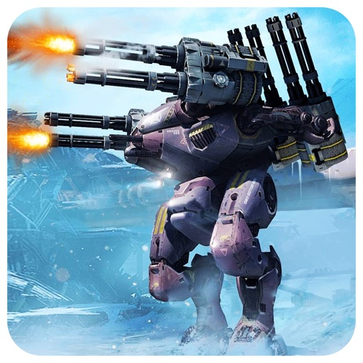 Robots War robot fighting game