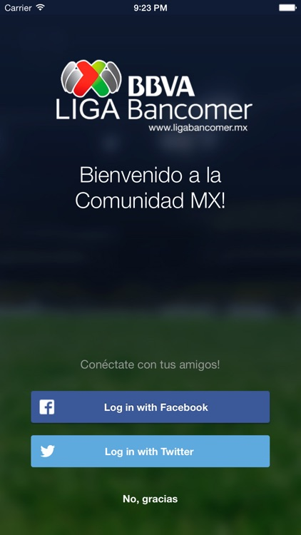 Liga BBVA MX App Oficial screenshot-0