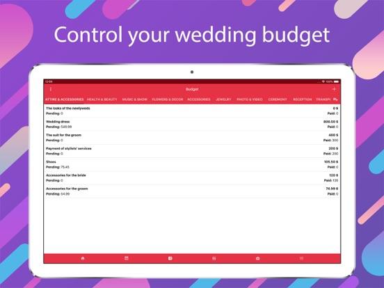 MyWed – Wedding Planner screenshot