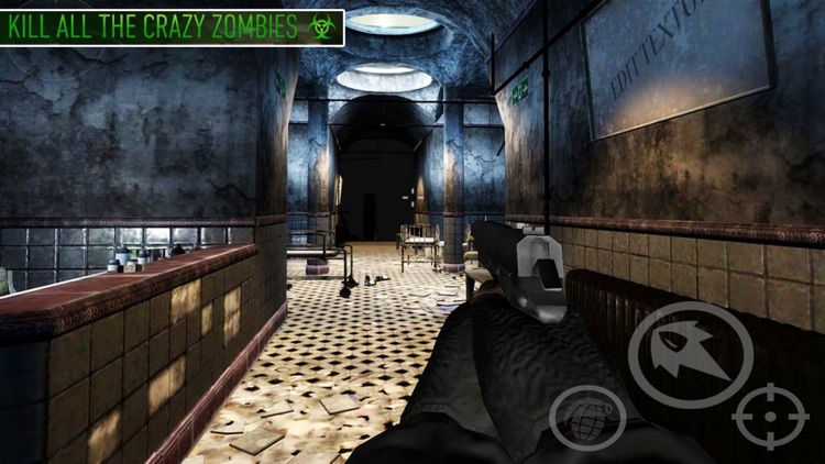 Target Zombies Ex Fast