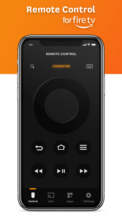 messages.download Fernbedienung für FireTV prime software