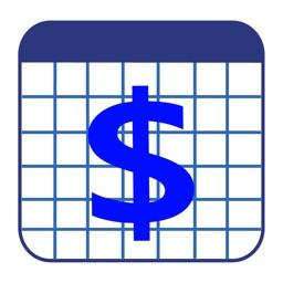 CalendarBudget Money Manager
