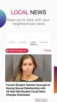 News Break: Local & Breaking iphone images