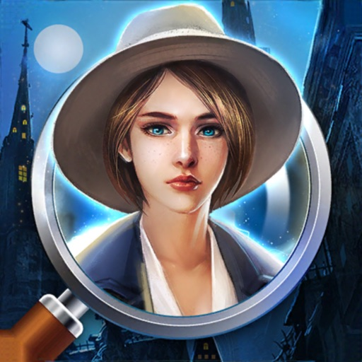 Annie's journey:Hidden Objects icon