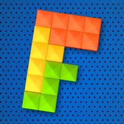 Fit The Blocks - Puzzle Crush