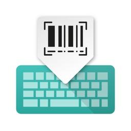 ScanKey - QR OCR NFC Keyboard