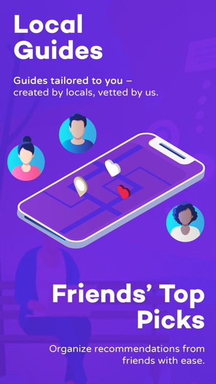Legend Travel App