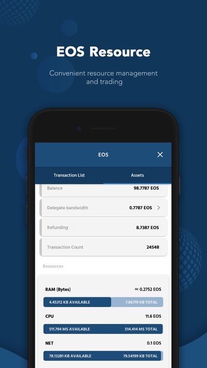 GoldStone - Cryptocurrency screenshot-3