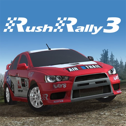 Rush Rally 3's new live events are great