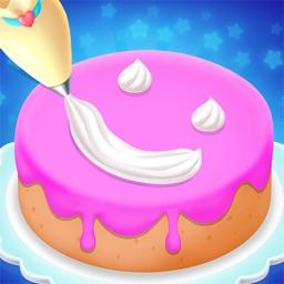 巴啦啦魔仙盛宴——小魔仙做蛋糕游戏