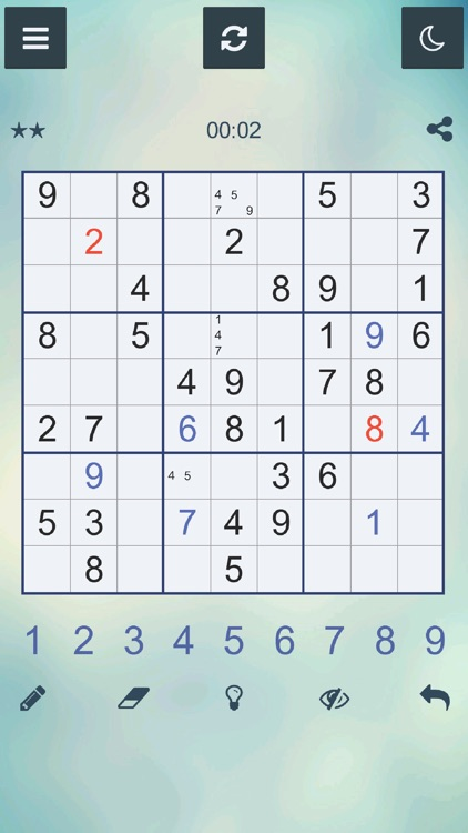 ™ Sudoku screenshot-0