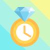 Wedding countdown with widget