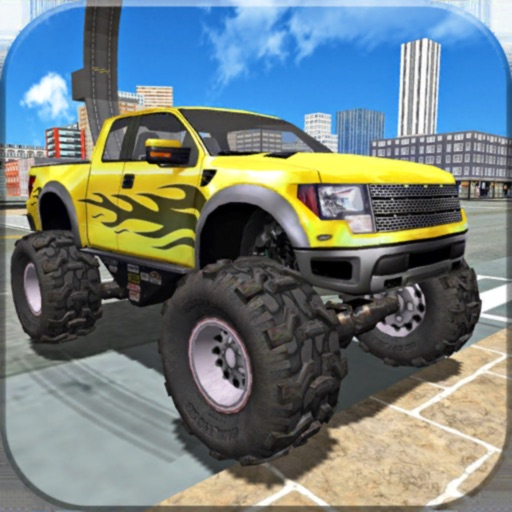 Monster Truck Driving Sim 3D
