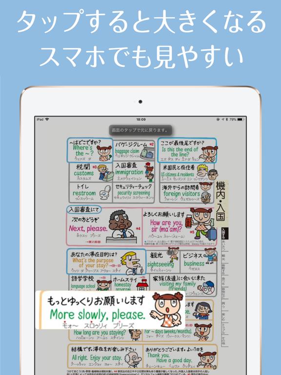 旅の指さし会話帳アプリ「YUBISASHI」22か国以上対応のおすすめ画像3