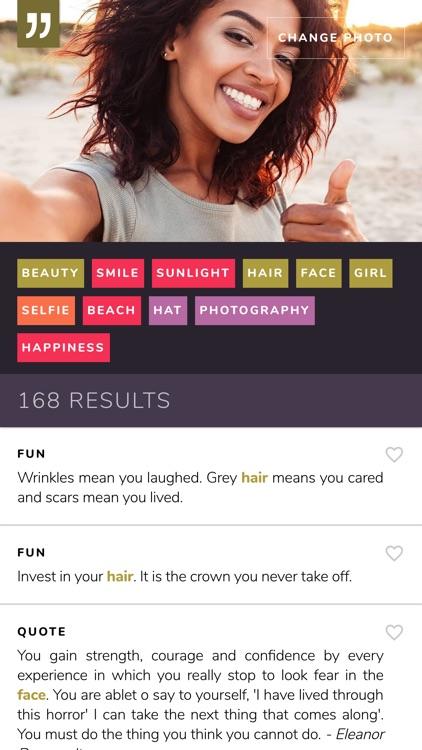 Smart captions for IG pictures screenshot-3