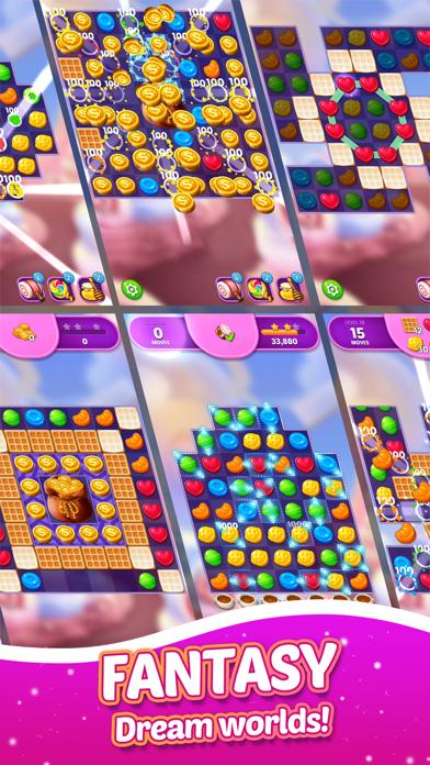 Lollipop : Link & Match screenshot1