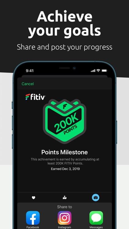 FITIV Pulse Heart Rate Monitor screenshot-8