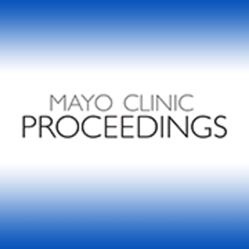 Mayo Clinic Proceedings icon
