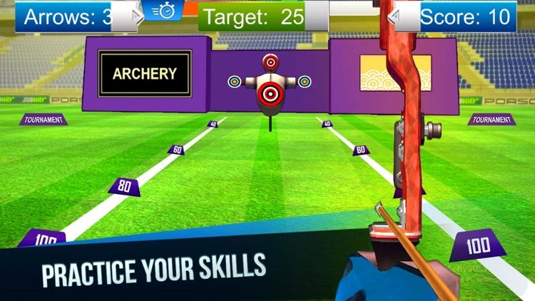 Archery Master Target Shooter screenshot-2
