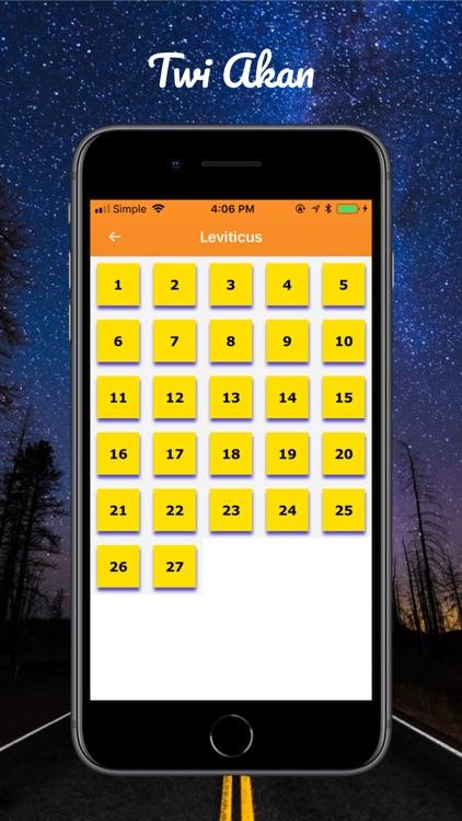 Twi Bible Akan screenshot-4