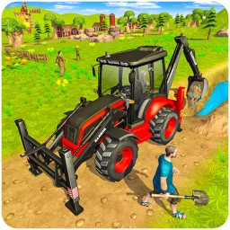 Virtual Village Excavator Sim