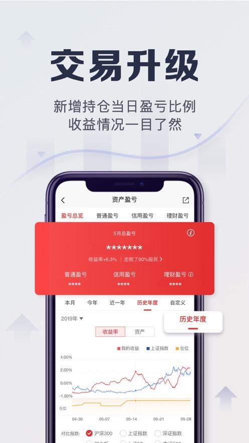 平安证券-股票炒股开户 App 截图