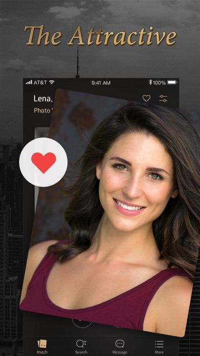 Screenshot #2 pour Luxy Pro - Selective Dating