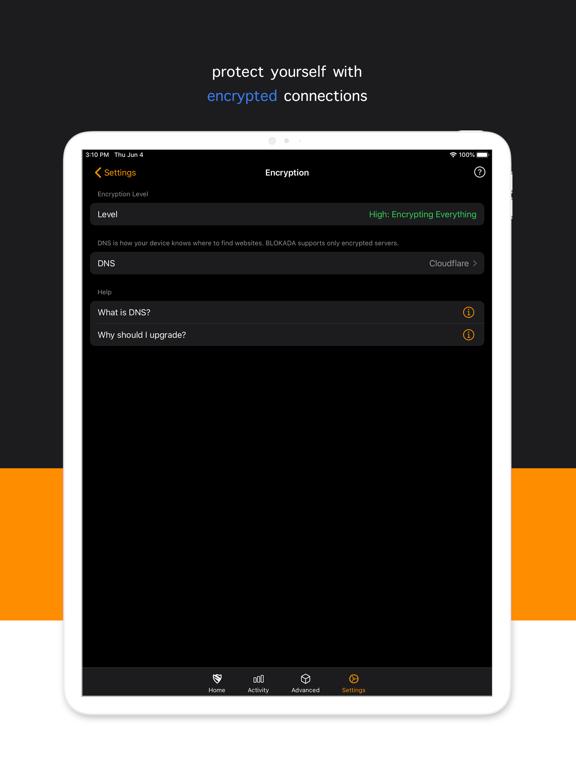 Blokada screenshot 13