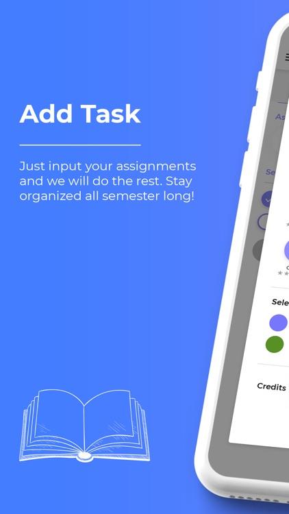 ClassMate: Smart To-Do List screenshot-3