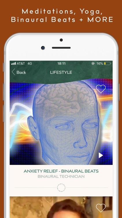 Natural Anxiety & Panic Relief screenshot-5