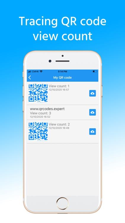QRcode expert (photo QR maker) screenshot-6