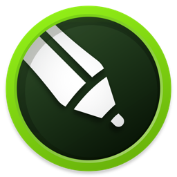 Ícone do app CorelDRAW