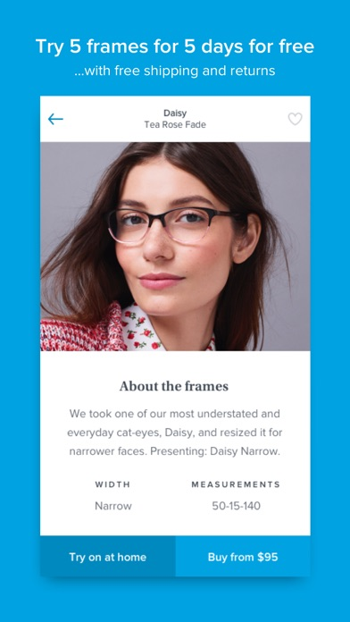 4c5e4eb733 Glasses by Warby Parker by Warby Parker (iOS
