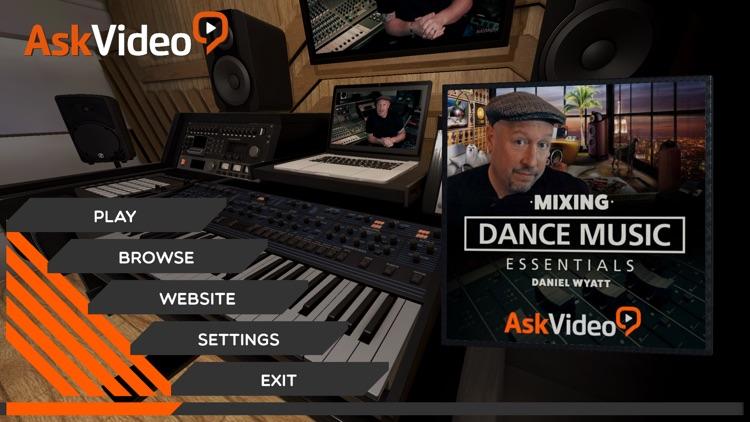 Mixing Dance Music Essentials screenshot-0
