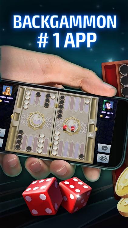 Backgammon Tournament online