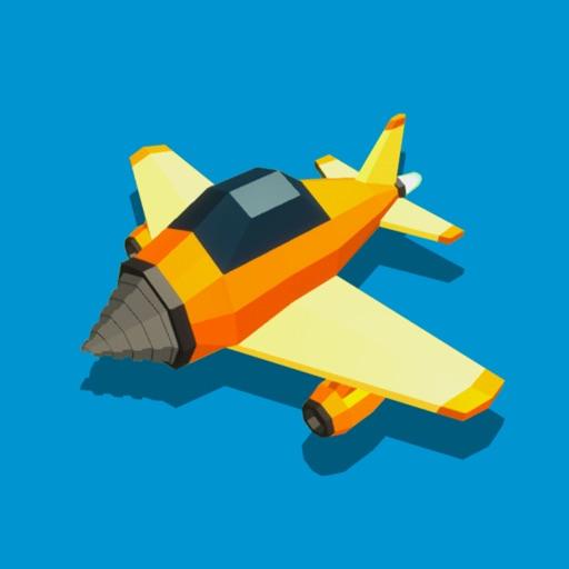 Low-flying:飛べ!ドリル飛行機!